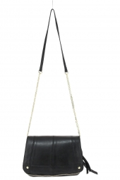 sac a main pieces 17083264 pcjase leather cross noir