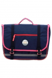 cartable rip curl lbpmx4 solid satchel bleu