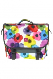 cartable pour fille rip curl lbphn4 flower mix satchel blanc