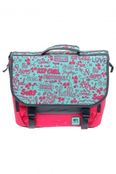 cartable pour fille rip curl lbphz4 star let satchel bleu