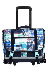 cartable trolley rip curl bbpjf4 ocean glitch wh satchel bleu