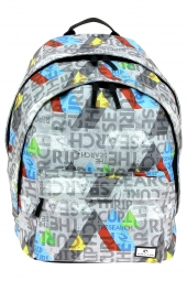 sac a dos rip curl bbpfr4 geo party double dome gris