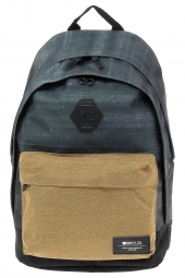 sac a dos rip curl bbpgf4 stacker double dome gris