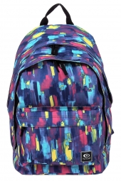 sac a dos rip curl lbpnu4 pencil double dome bleu