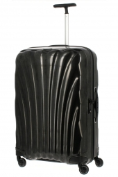 valise trolley samsonite 53451 75cm light+resistant noir