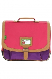 cartable tanns classic t4cl-ca38 rose