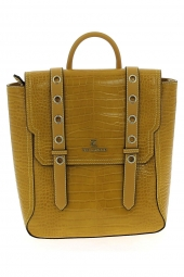sac a main ted lapidus tl dx406 jaune