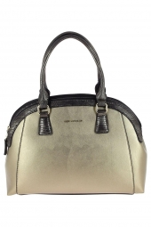sac a main ted lapidus tl hd1600 -3 zip or/bronze