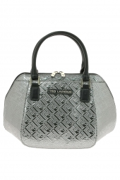 sac a main ted lapidus tl me4007 gris