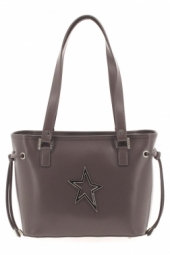 sac a main thierry mugler mt1g45 star3 taupe