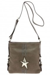 sac a main thierry mugler mt1t8f l.a.12 taupe