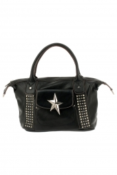 sac a main thierry mugler mt3r4x-diams2 noir