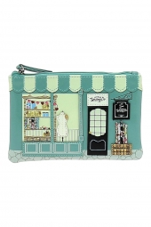 porte-monnaie vendula f23749921 sewing shop bleu