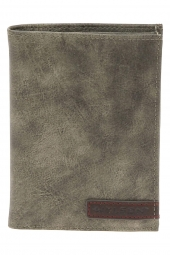 portefeuille wylson design w8177-3-harbour taupe