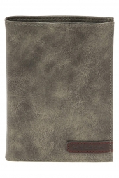 portefeuille wylson design w8177-4-harbour taupe