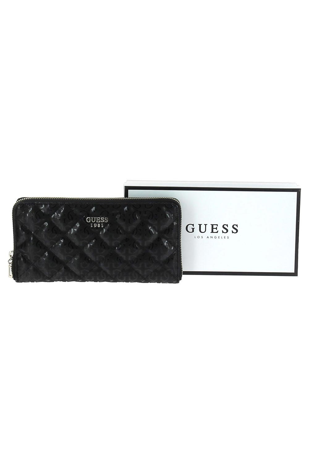 Porte Chequier Guess
