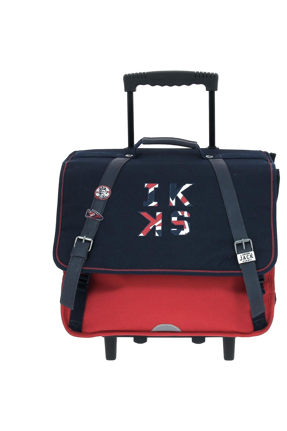 31fa53f29f ikks scolaire cartable trolley pour garcon 43854-41cm-trolley