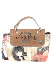 sac a main anekke 28871-43 india bleu
