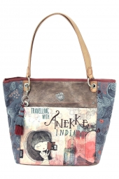 sac a main anekke 28871-47 india bleu