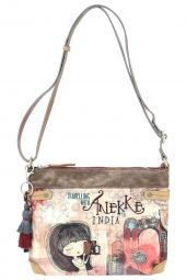 sac a main anekke 28877-01 india bleu