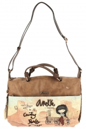 sac a main anekke 30701-88 arizona marron