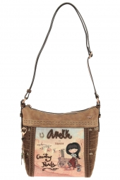 sac a main anekke 30702-07 arizona marron