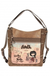 sac a main anekke 30705-03 arizona marron