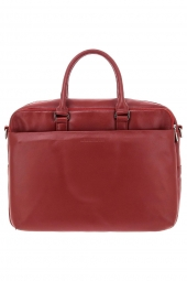 porte-documents ordinateur arthur & aston 1647-05 40cm-2zip rouge