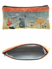 trousse atelier de noemi trouse ?coli?re orange