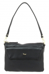 sac bruno rossi bags ml331 3s-1 zip noir