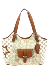 sac a main by angelo by760 beige