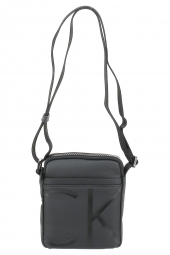 sac bandouliere calvin klein k50k503692 raised logo mini re noir