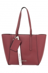 sac calvin klein k60k604427-ck base med.shop rouge