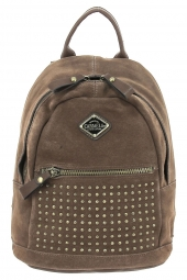 sac a dos carmela 86044 made in spain marron