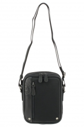 sac bandouliere david william d6173 noir