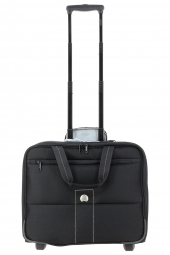 porte-document trolley delsey 3180449 villette noir