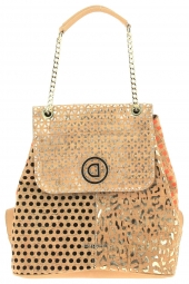 sac a dos desigual 20sako03 patch denver or/bronze