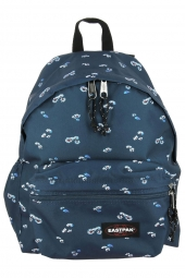 sac a dos eastpak new padded zippl'r ea5b74 bleu