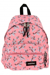 sac a dos eastpak new padded zippl'r ea5b74 rose