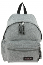 sac a dos eastpak new padded zippl'r ea5b74 gris