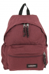 sac a dos eastpak new padded zippl'r ea5b74 bordeaux