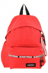 sac a dos eastpak new padded zippl'r ea5b74 rouge