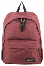 sac a dos eastpak out of office ek767 bordeaux
