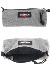 trousse eastpak benchmark-k498 gris