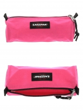 trousse eastpak benchmark-k498 rose