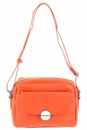 sac a main fuchsia f9877-2 ilona-grain? orange