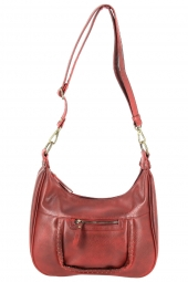 sac a main fuchsia f9897-4 lucea wash? rouge