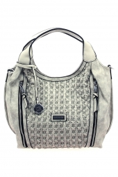 sac a main georges rech nativa-casual chic gris