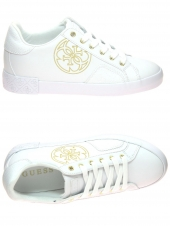 baskets mode guess pica blanc