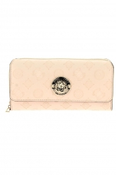 compagnon guess dayane slg lrg clutch orgnzr rose